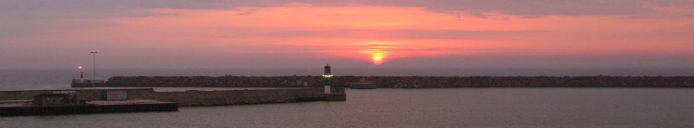 Hafen von Visby